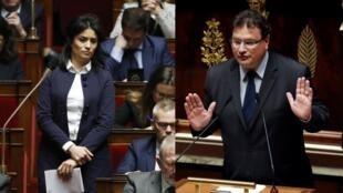 Sonia Krimi et Philippe Gosselin, invités de Mardi Politique.
