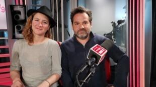 Alice Odiot et Jean-Robert Viallet, réalisateurs du film documentaire «Des hommes».