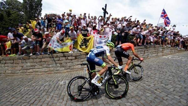 Tour de France 2019 começou neste sábado (06/07/2019), em Bruxelas.