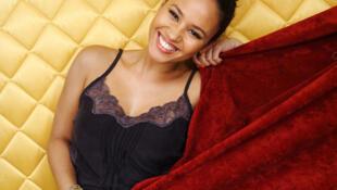 A cantora Cabo-Verdiana Mayra Andrade.