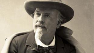 Fréderic Mistral (1830-1914) recibió el premio Nobel de Literatura en 1904 junto al escritor español José de Echegaray.