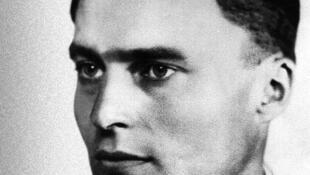 Claus von Stauffenberg, người chủ mưu vụ ám sát Hitler năm 1944.