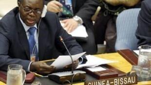 João Soares da Gama, embaixador guineense junto da ONU