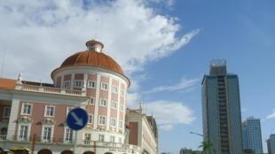 The Angolan capital, Luanda