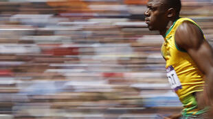 The fastest man in the world - Usain Bolt