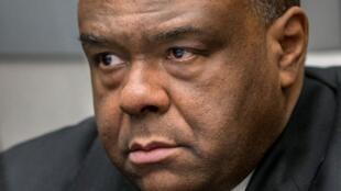 Former Democratic Republic of Congo Vice-President, Jean-Pierre Bemba.