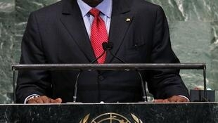 Mali's Prime Minister Cheick Modibo Diarra