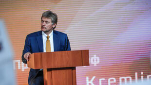 俄羅斯總統發言人佩斯科夫