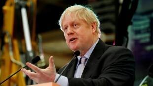 """Cựu ngoại trưởng Anh Boris Johnson, người chủ trường """"Brexit cứng"""", có nhiều triển vọng thay thế thủ tướng Theresa May. Ảnh chụp ngày 18/01/2019."""