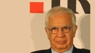 امیر طاهری، روزنامهنگار مقیم بریتانیا