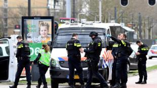 Polícia de Utrecht foi mobilizada e encontrou o suspeito poucas horas após o ataque