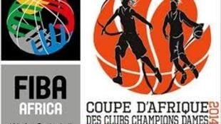 Logo FIBA África, Liga dos clubes campeões africanos do basquetebol feminino