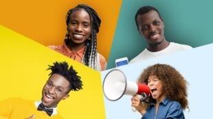 L'Afrique qui gagne une série de podcasts afro-optimistes par 7 milliards de voiins
