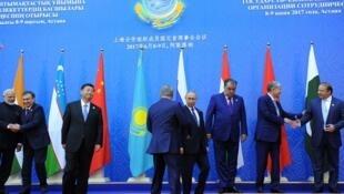2017年6月9日上合峰會