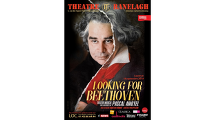 «Looking for Beethoven», actuellement au théâtre Ranelagh à Paris.