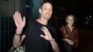 Микаэль Блан в 2014 году вышел из тюрьмы по УДО, но не мог покинуть Индонезию: находился под подпиской о невыезде