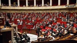 A Assembleia Nacional francesa deve votar uma proposição sobre o reconhecimento do Estado palestino.