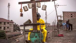 « Système K », de Renaud Barret, nous entraine dans les rues de Kinshasa.
