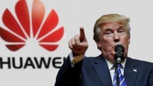 美國總統特朗普近日宣稱:華為有可能是美中貿易協議的一部分
