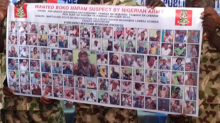 The Nigerian army has declared 100 Boko Haram  members wanted