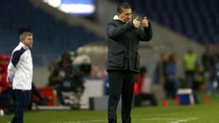 José Peseiro, treinador do FC Porto.