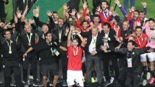 Les Olympiques égyptiens champions d'Afrique des moins de 23 ans