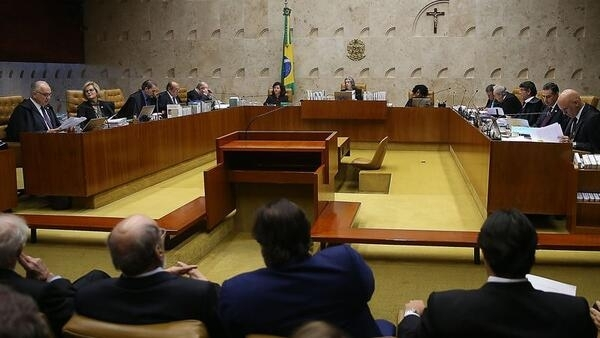 Supremo Tribunal Federal julga pedido de habeas corpus do ex-presidente Lula.04/04/18