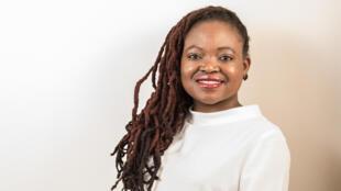 Sue Nyathi, Zimbabwean novelist and author of The Gold-Diggers