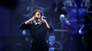 Певица Джейн на 32e-м конкурсе Victoires de la musique (Музыкальные победы)