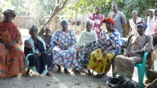Réunion de femmes au Mali. (Image d'illustration)