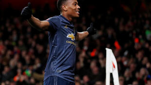 Anthony Martial arrived at Manchester United from Monaco in 2015.