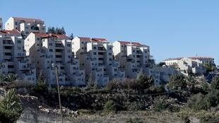 A general view shows the Jewish settlement of Kiryat Arba in Hebron, in the Israeli-occupied West Bank November 19, 2019.