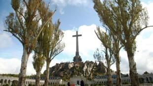 C'est dans le mausolée de Valle de los Caidos que repose le corps du général Franco.