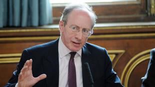 Малькольм Рифкинд, член британского парламента, глава Комитета по разведке и безопасности
