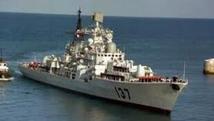 """中国""""海舰137"""""""