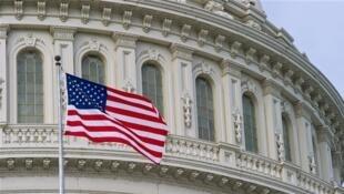 کاخ کنگره ایالات متحده آمریکا در شهر واشنگتن