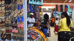 Le Salon international de l'artisanat est le plus grand salon d'artisanat d'Afrique.
