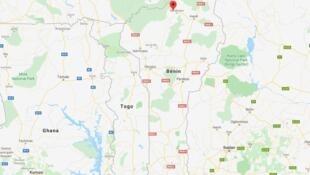 Kérémou se situe aux confins nord du Bénin.