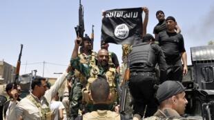 Rundunar sojin Iraki ta ce tana samun galaba akan mayakan ISIL.