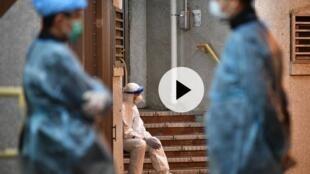 香港特首林鄭月娥要穩定民心說建立了檢驗方法以便更好控制疫情