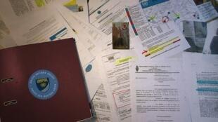 RFI e 4 outros mídias mundiais, publicam páginas confidenciais de inquérito de 2 peritos da ONU, na RDC