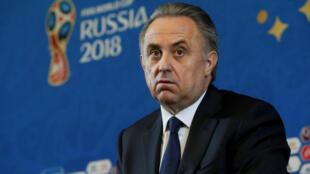 Виталий Мутко приостановил на полгода деятельность на посту главы РФС