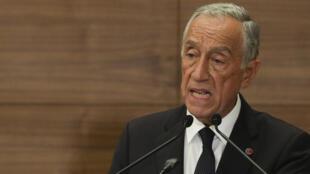 Marcelo Rebelo de Sousa, Presidente da República de Portugal