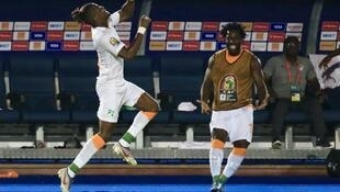 Wilfred Zaha scored Cote d'Ivoire's winner against Mali.