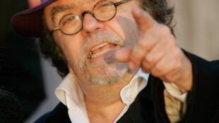 Jean-Michel Ribes, auteur, metteur en scène et directeur du Théâtre du Rond-Point, en avril 2011.