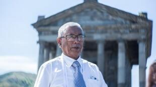 Премию «Аврора» в 2018 году получил 78-летний адвокат из Бирмы Чжо Ла Аун