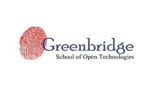 Le logo de Greenbridge. En Ouganda, la première école à proposer des formations de logiciels en open source.