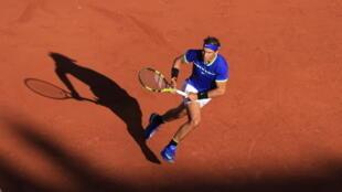 Rafael Nadal is seeking his 10th title at Roland Garros.