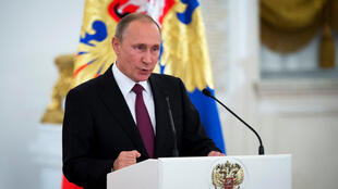 Russian President Vladimir Putin met with the leaders of the CTSO alliance on Friday, October 14.