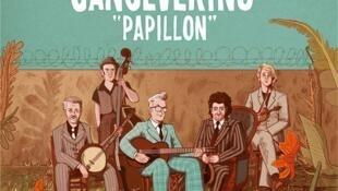 """Caratula del album """"Papillon"""" de Sanseverino"""